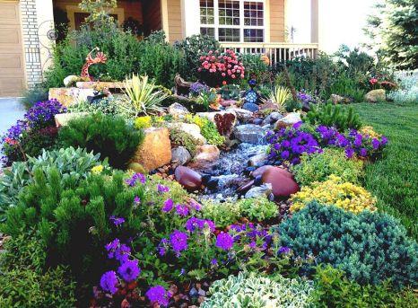 Bed Ideas Flowers Garden Design