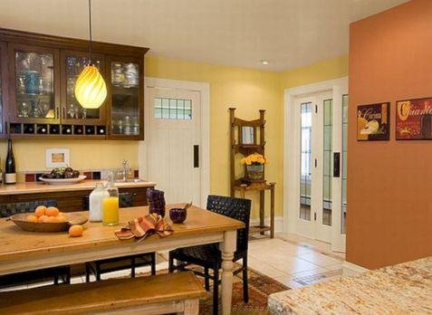 Benjamin Moore Kitchen Paint Color Ideas
