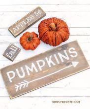 Best Fall Craft Decoration Ideas 20