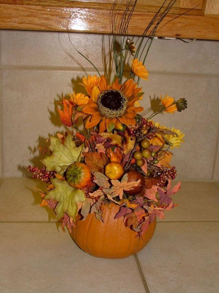 Best Fall Craft Decoration Ideas 28