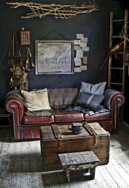 Best Masculine Room Design Ideas 2