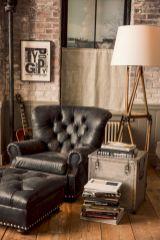 Best Masculine Room Design Ideas 56