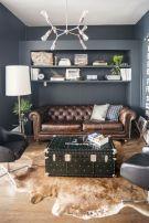Best Masculine Room Design Ideas 61