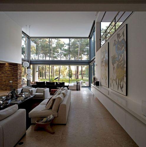 Casa Do Lago Creame Living Room Unique Picture