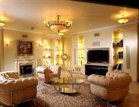Classic Living Room Lighting