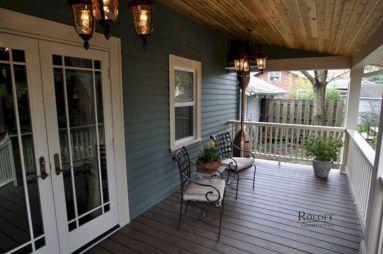Craftsman Back Porch