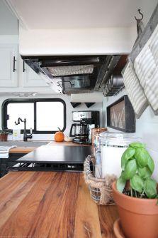 DIY RV Remodel Kitchen