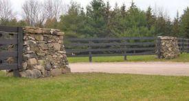 Farm Entrance Gates Ideas