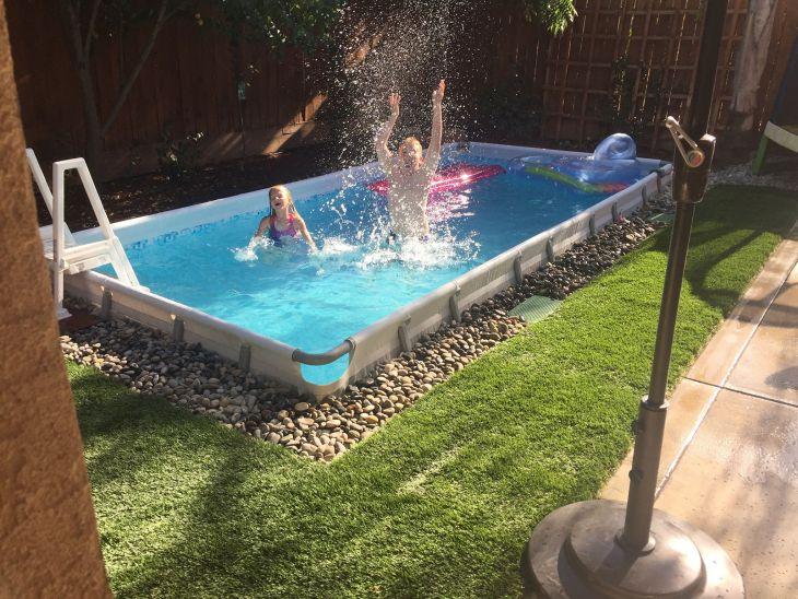 Kid Swimming Pools Design
