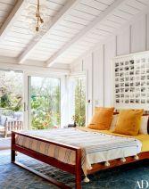 Incredible Yellow Aesthetic Bedroom Decorating Ideas 17
