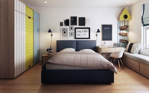 Incredible Yellow Aesthetic Bedroom Decorating Ideas 18