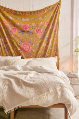 Incredible Yellow Aesthetic Bedroom Decorating Ideas 20