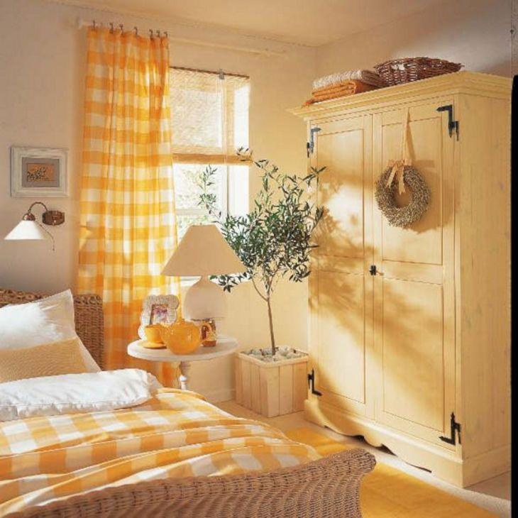 Yellow Bedroom Decorating Ideas