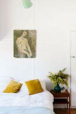 Incredible Yellow Aesthetic Bedroom Decorating Ideas 32