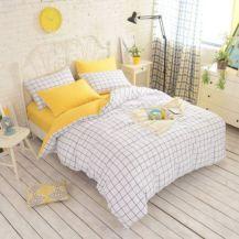 Incredible Yellow Aesthetic Bedroom Decorating Ideas 4