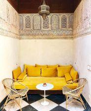 Incredible Yellow Aesthetic Bedroom Decorating Ideas 40