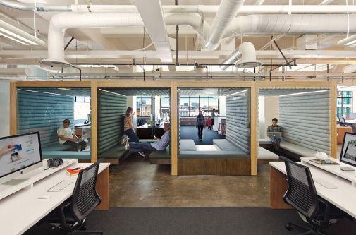 Industrial Office Design Idea
