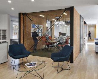 Industrial Office Designs