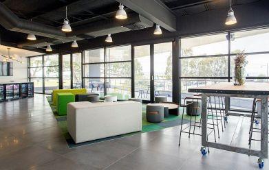 Industrial Office Interior Design