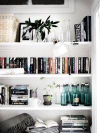 Inspiration Styling Bookshelf Ideas 10