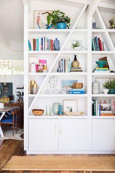 Inspiration Styling Bookshelf Ideas 28
