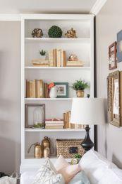Inspiration Styling Bookshelf Ideas 3