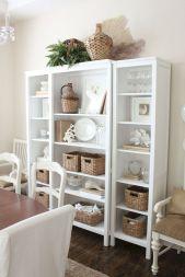 Inspiration Styling Bookshelf Ideas 31