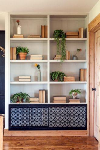 Inspiration Styling Bookshelf Ideas 48