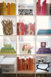 Inspiration Styling Bookshelf Ideas 8
