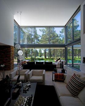 Interior Design Open Space Houses