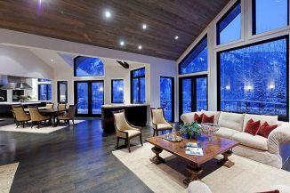 Living Room Open Floor Plan