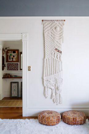 Macrame Wall Hanging Tutorial idea