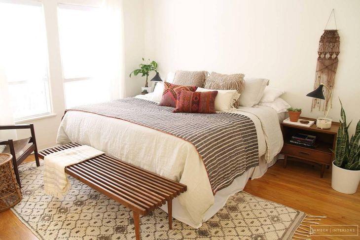 Wonderful Mid-Century Modern Bedroom Design