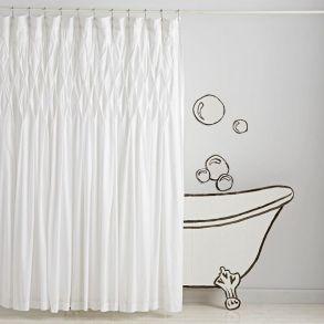 Modern Chic Shower Curtain