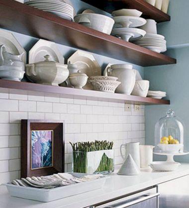 Open Kitchen Ideas Small Spaces