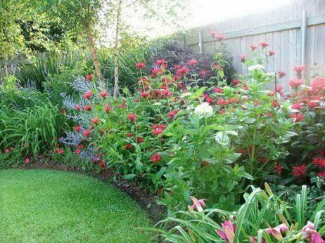 Perennial Flower Bed Design Ideas