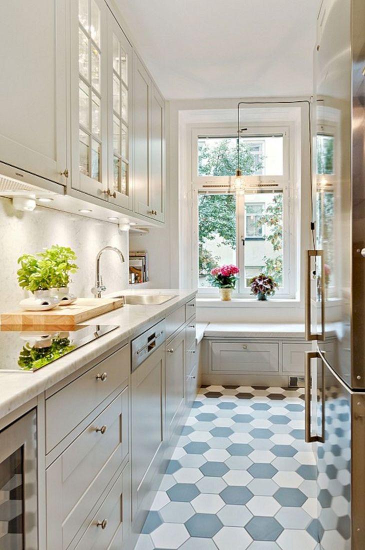 Pretty Small Kitchen Ideas: 25+ Picture Most Inspire – DECOREDO