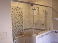 Remodeling Bathroom Tiled Showers Designs Pictures