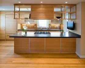 Asian inspired Kitchen Design