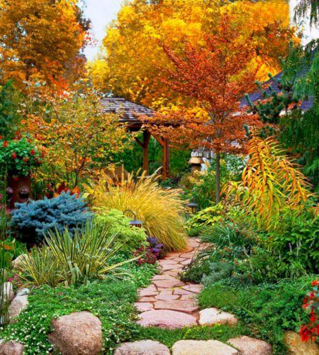Beautiful Fall Garden Ideas For Awesome Fall Season 130