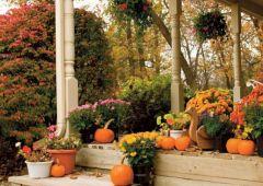 Beautiful Fall Garden Ideas For Awesome Fall Season 180