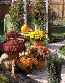 Beautiful Fall Garden Ideas For Awesome Fall Season 280
