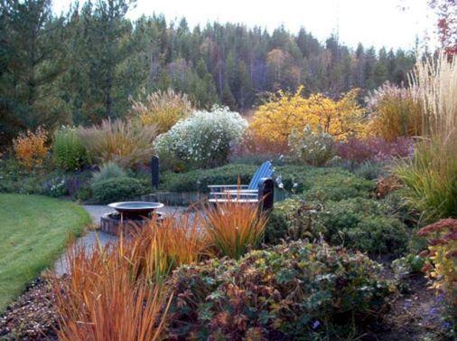 Beautiful Fall Garden Ideas For Awesome Fall Season 290