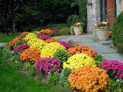 Beautiful Fall Garden Ideas For Awesome Fall Season 30
