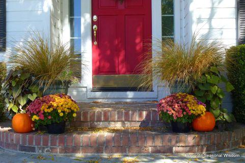 Beautiful Fall Garden Ideas For Awesome Fall Season 330