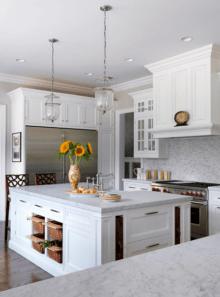 Hamptons Designer Kitchen