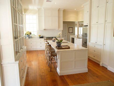 Hamptons Kitchen Style Ideas