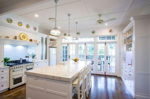 Hamptons Style Kitchen Design Ideas