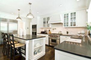 Hamptons Styles Kitchen
