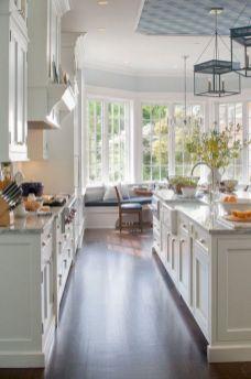 Hamptons White Kitchen Style